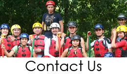 If you want to go rafting on the savegre river in costa rica, contact us.